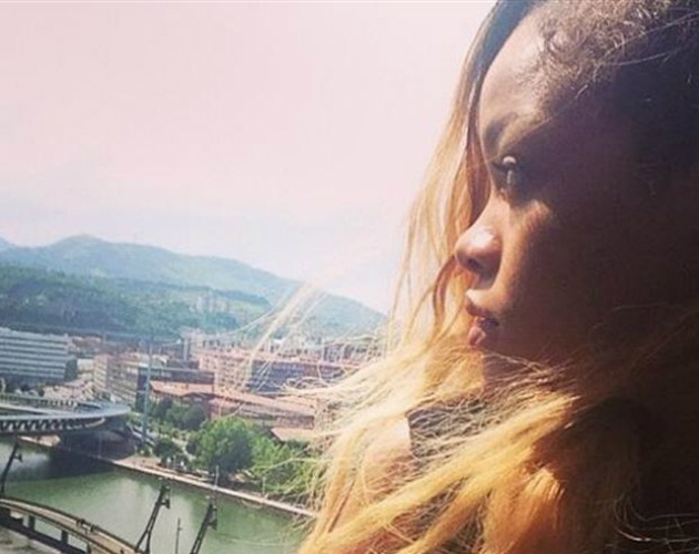 Rihanna arranca en Bilbao su 'Diamonds World Tour' europeo