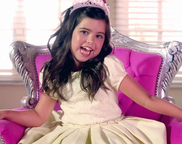 Sophia Grace se inspira en Nicki Minaj para su primer single 'Girls Just Gotta Have Fun'