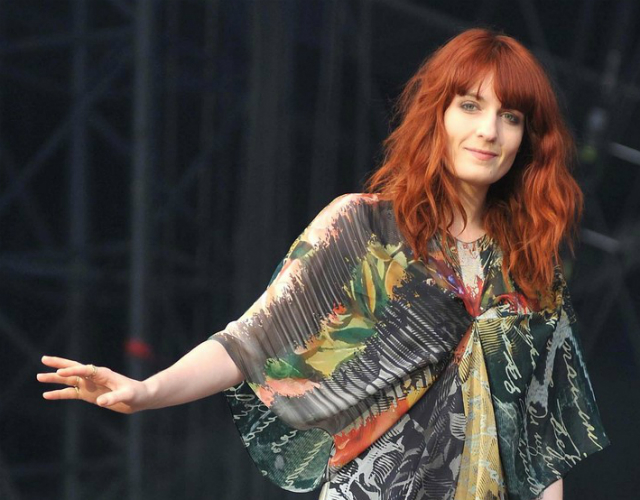Florence + The Machine versiona 'I Love It' de Icona Pop
