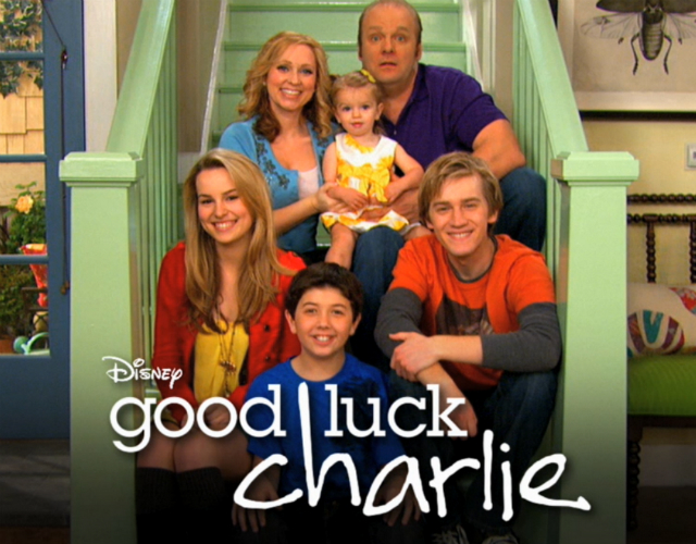 'Good Luck Charlie', la primera serie de Disney Channel con una pareja gay