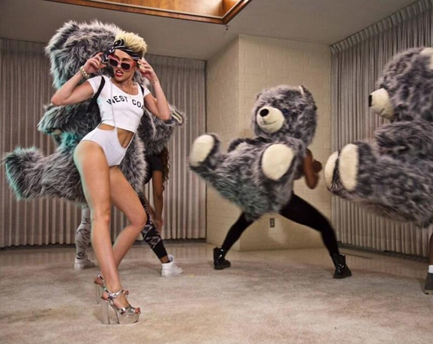Miley Cyrus estrena 'We Can't Stop', su nuevo single