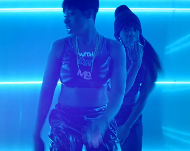 Kelly Rowland, Missy Elliott y Fantasia, juntas en 'Without Me'