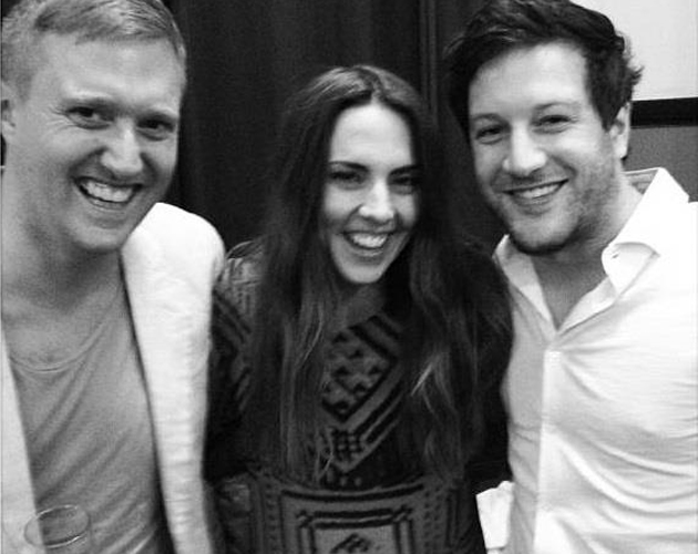 Escucha 'Loving You' de Melanie C y Matt Cardle