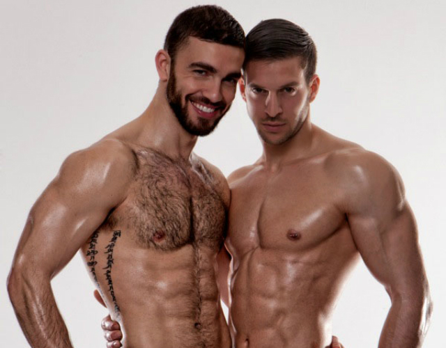 Gays desnudos Hombres