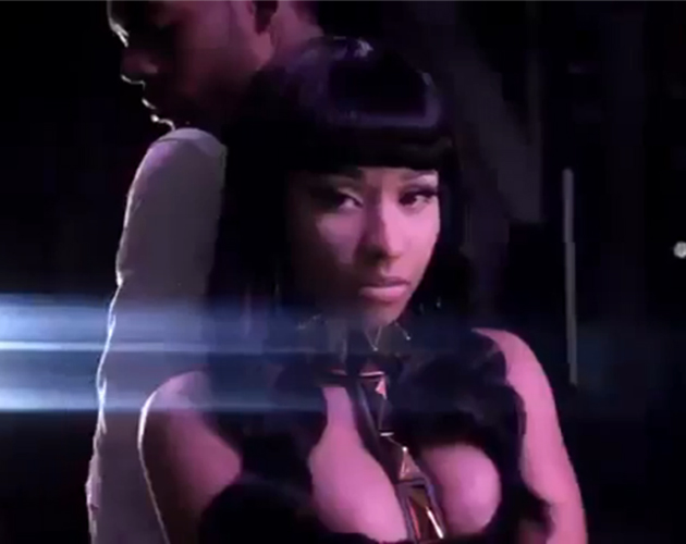 Nicki Minaj y Mario, juntos en el vídeo de 'Somebody Else'