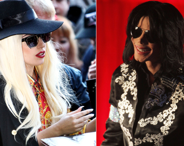 Lady Gaga se compara a sí misma con Michael Jackson y usa 'Applause' para anunciar coches