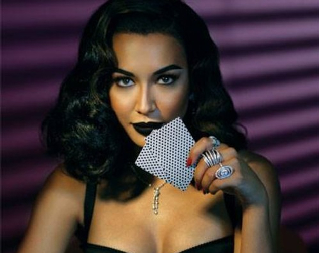 Naya Rivera de 'Glee' estrena 'Sorry', su single con Big Sean