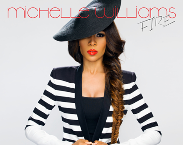 Michelle Williams estrena 'Fire', nuevo single