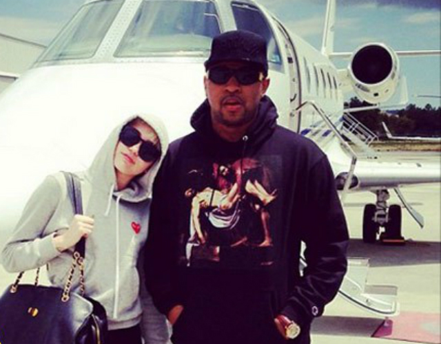 Aseguran que Miley Cyrus se ha enrollado con el productor de 'We Can't Stop'
