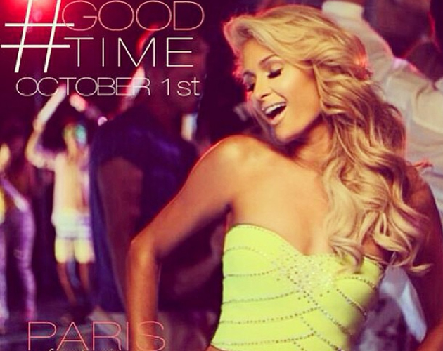 Paris Hilton estrena adelanto del vídeo de 'Good Time'