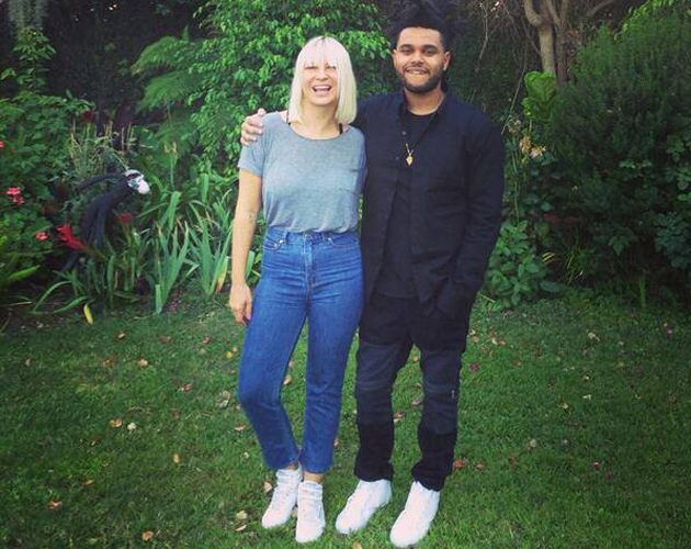 Sia The Weeknd