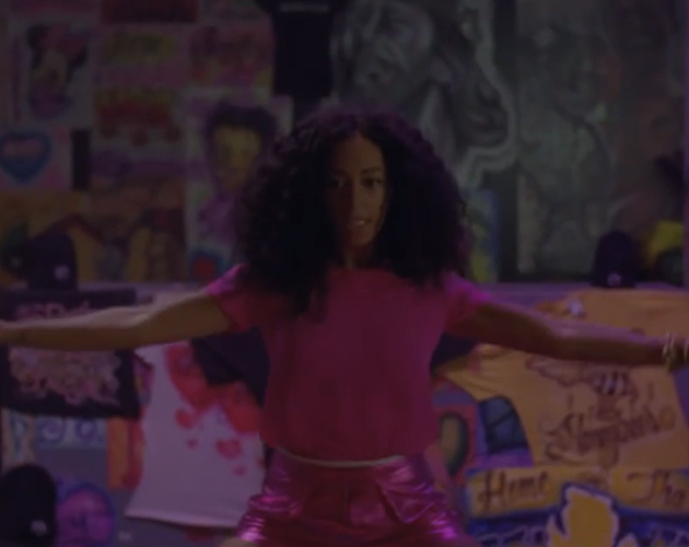 Solange Lovers video