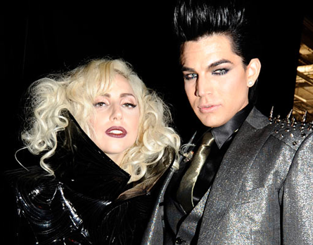 Adam Lambert Marry the night