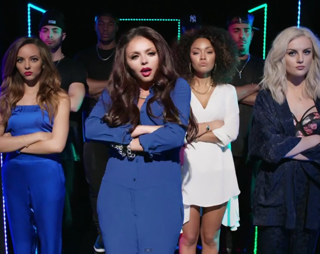 Little Mix estrenan vídeo para 'Move'