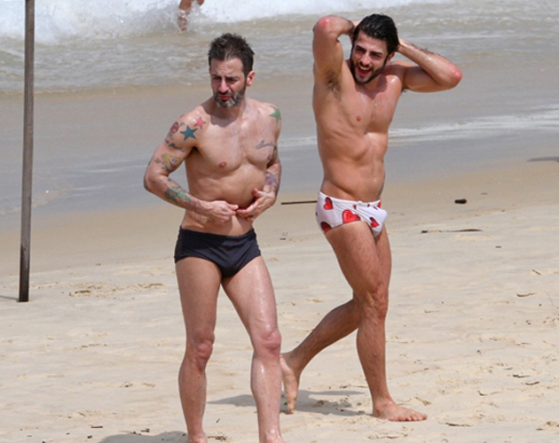 Marc Jacobs y su novio el actor porno Harry Louis han roto
