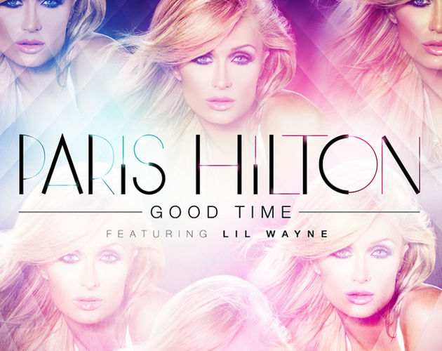 Paris Hilton estrena el vídeo de 'Good Time' con Lil Wayne