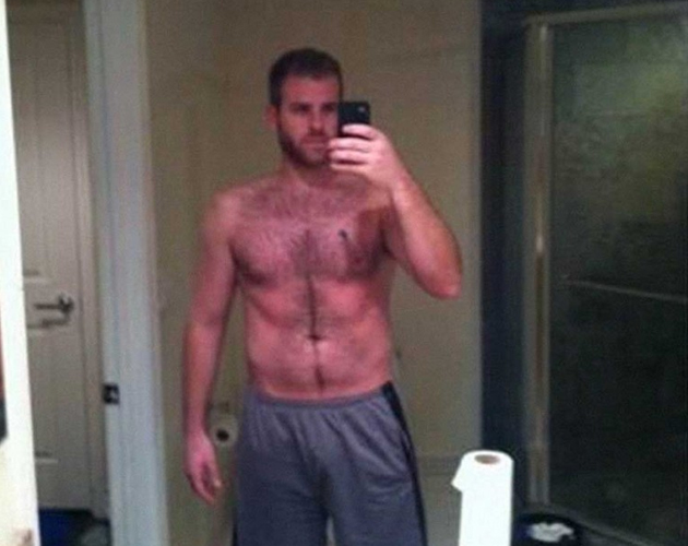 Scott Evans, desnudo integral: filtradas varias fotos del hermano gay de Chris Evans