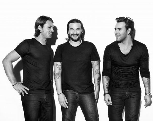 Swedish House Mafia, sin camiseta en su documental 'One Last Tour'