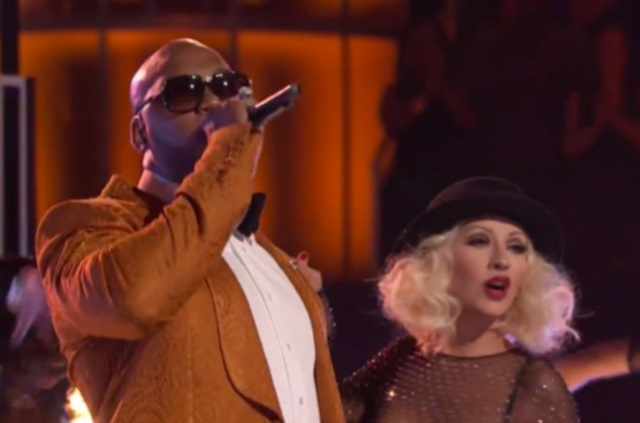 Christina Aguilera interpreta su nuevo single 'How I Feel' junto a Flo Rida