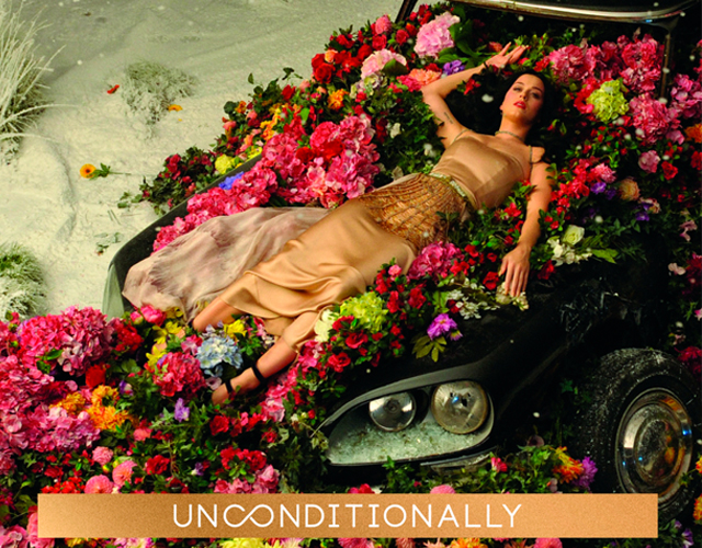 Katy Perry estrena el vídeo de 'Unconditionally'