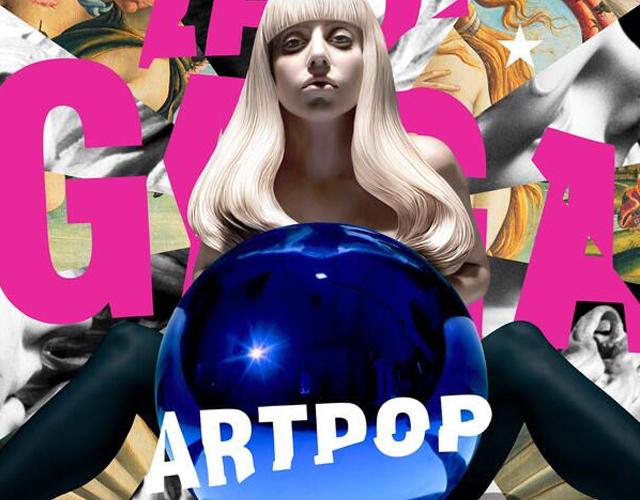 Lady Gaga ARTPOP censura