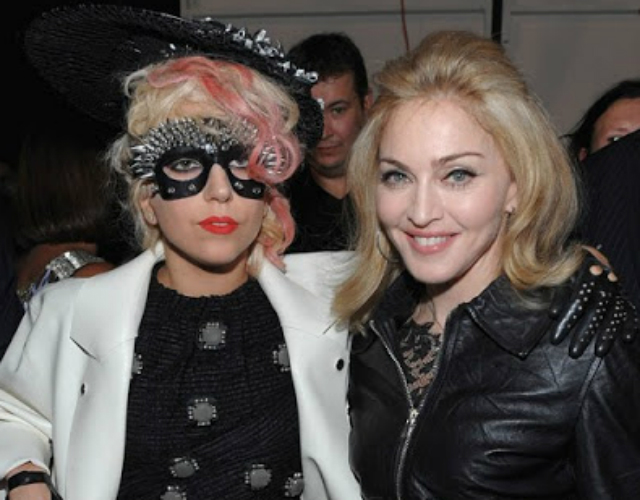 Lady Gaga habla por fin del 'Born This Way' de Madonna