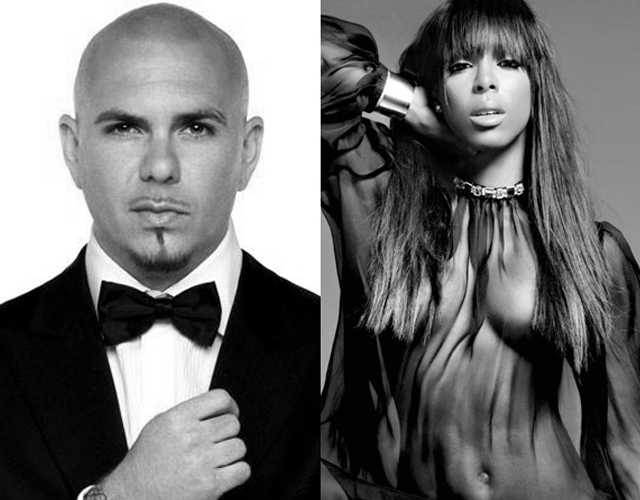 Pitbull y Kelly Rowland estrenan canción, 'That High'