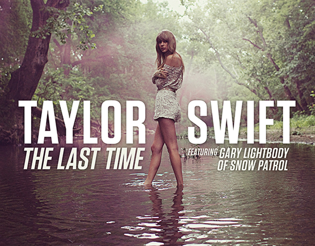 Taylor Swift The last time