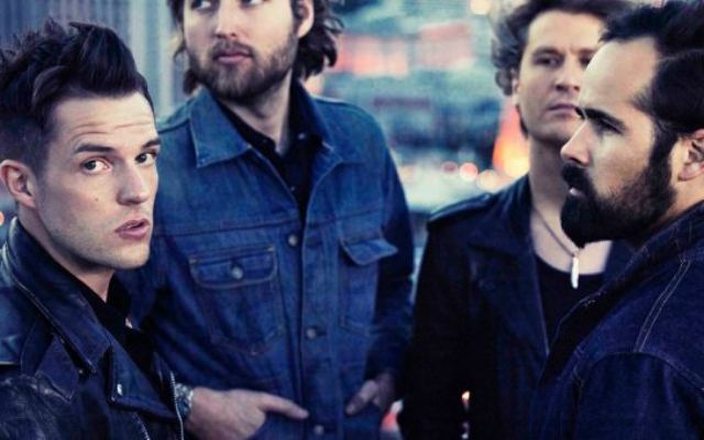 Escucha 'Just Another Girl', un nuevo tema de 'The Killers' para 'Direct Hits'