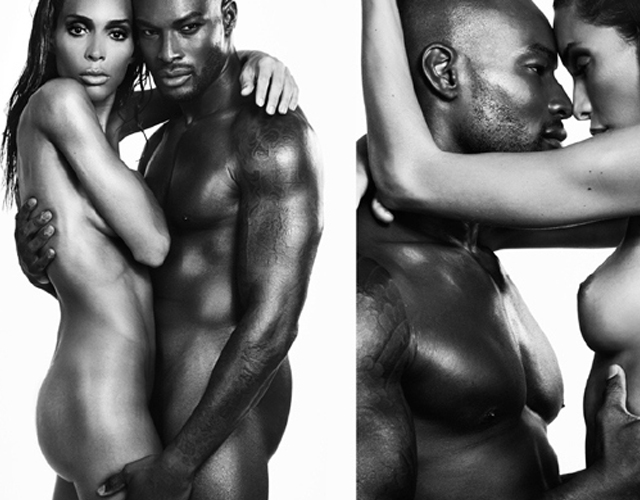 Naked tyson beckford sex tape can
