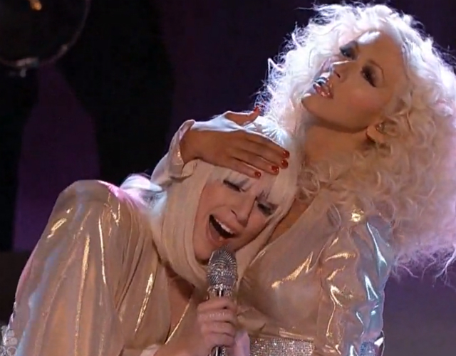 Lady Gaga y Christina Aguilera: 'Do What U Want'