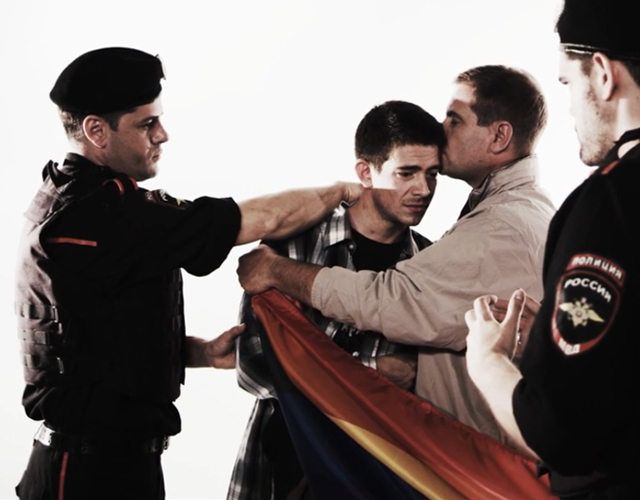 Nuevo vídeo de We Are Gay Propaganda, campaña contra la homofobia en Rusia