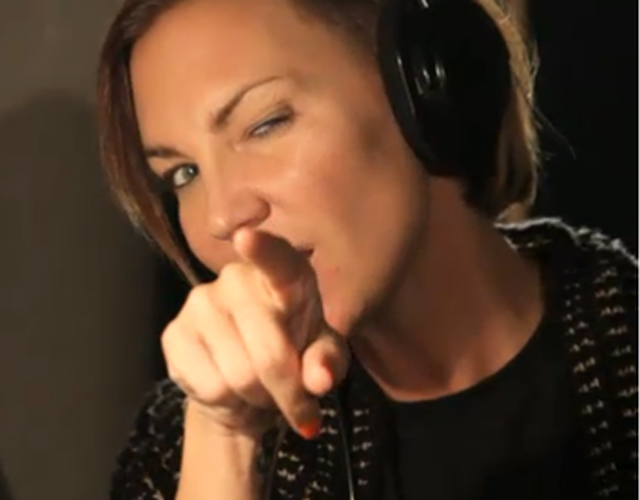 Kate Ryan canta en catalán 'World, Hold On' de Bob Sinclar