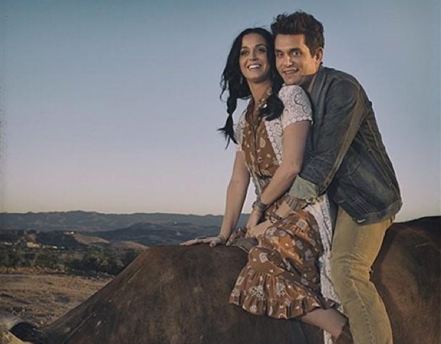 Katy Perry y John Mayer juntos en el vídeo de 'Who You Love'