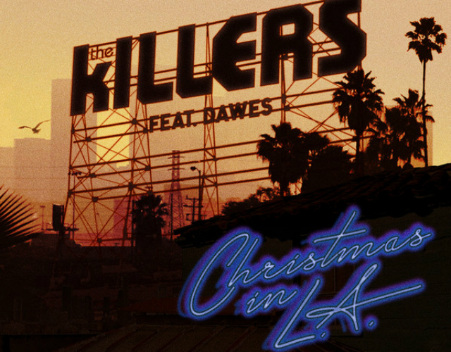 The Killers estrena villancico 'Christmas in L.A.'
