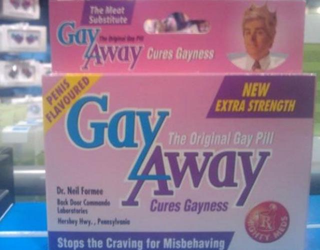 homosexual pastillas