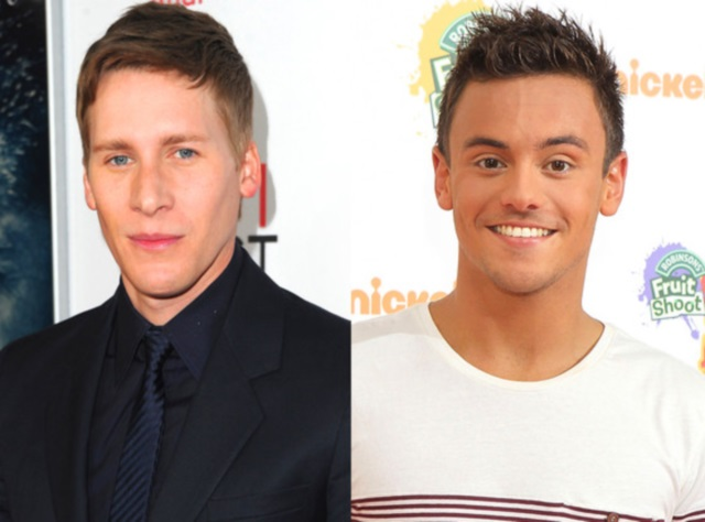 Dustin Lance Black es el novio de Tom Daley