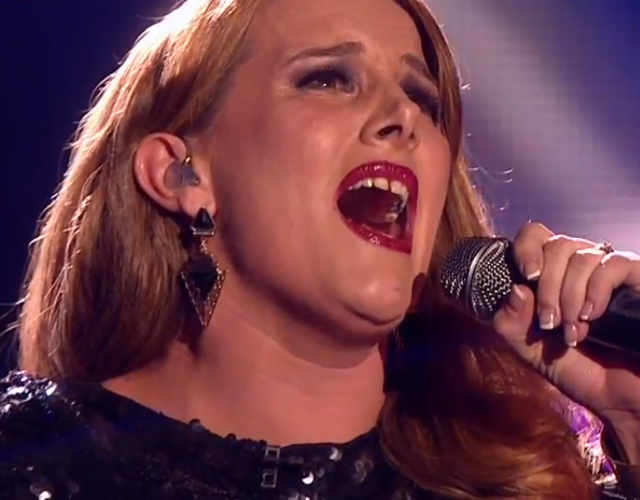 Sam Bailey, ganadora de 'X Factor' UK 2013