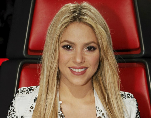 Shakira y Usher repiten en 'The Voice'