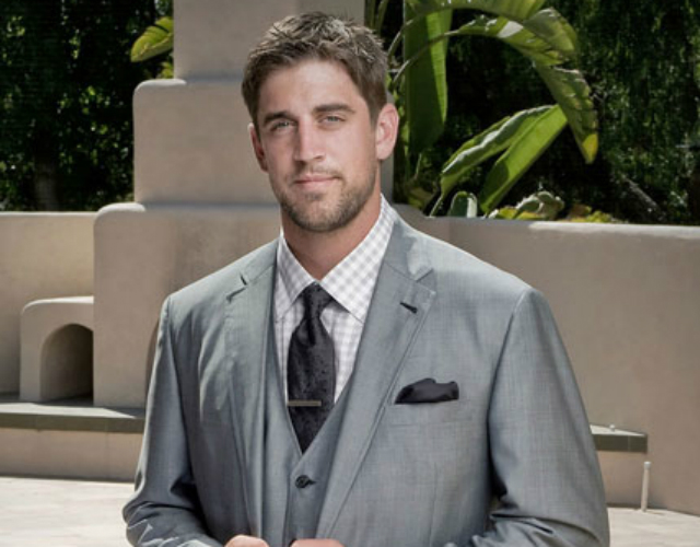 El quarterback Aaron Rodgers niega que sea gay