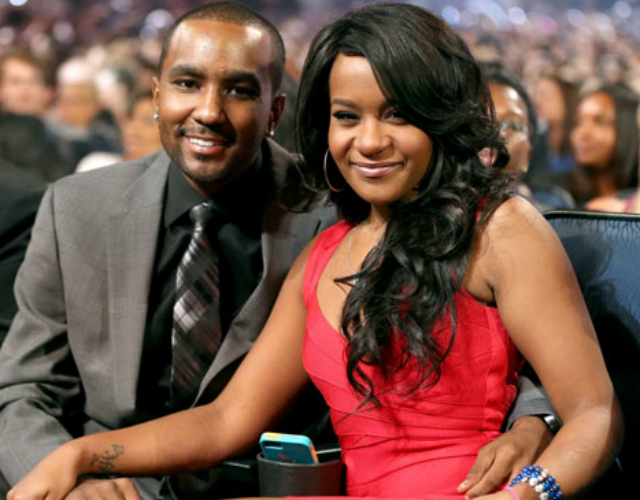 Bobbi Kristina, la hija de Whitney Houston, ya se ha casado con su hermano