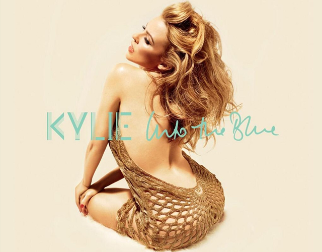Escucha 'Into The Blue' de Kylie Minogue