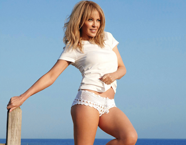 'Into The Blue', lo nuevo de Kylie Minogue