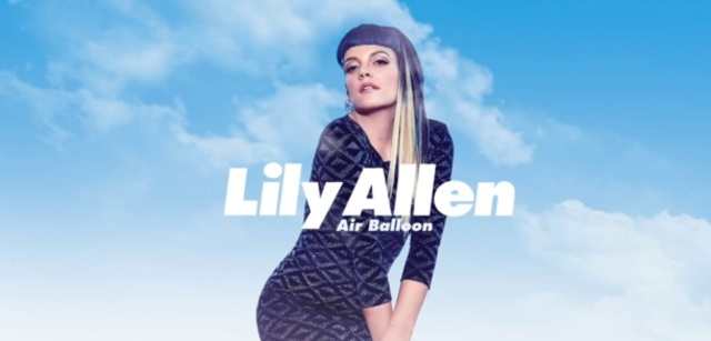 lily allen balloon air