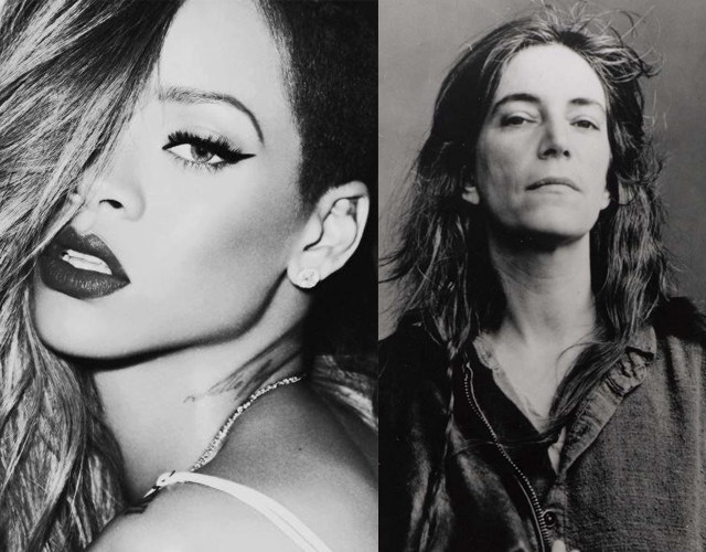 Patti Smith versiona 'Stay' de Rihanna