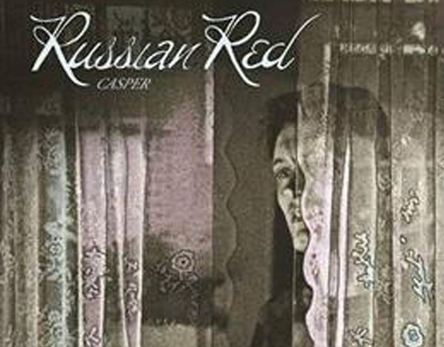 Russian Red adelanta 'Casper', nuevo single