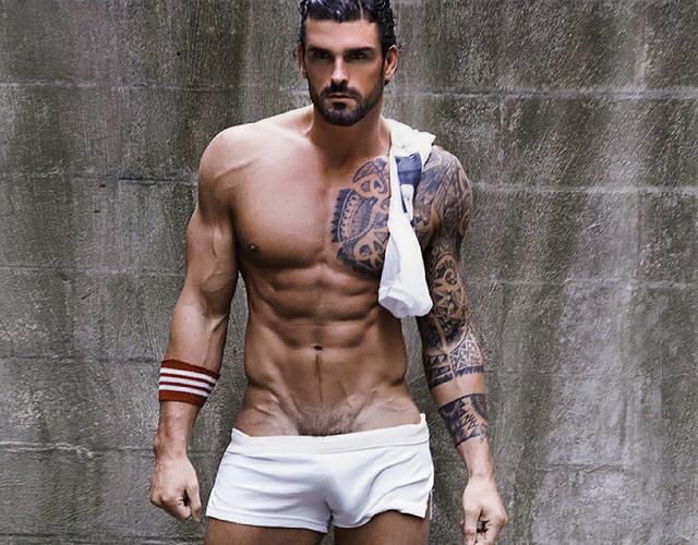 Desnudos gay modelos