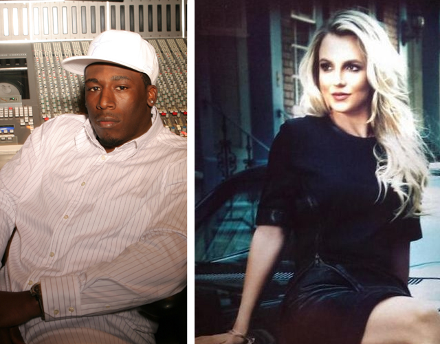 Danja comparte demos de Britney Spears