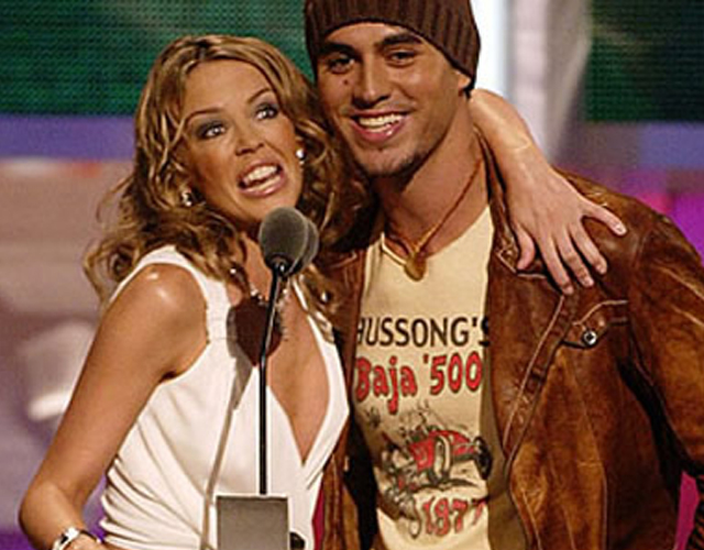 Escucha 'Beautiful' de Kylie Minogue y Enrique Iglesias