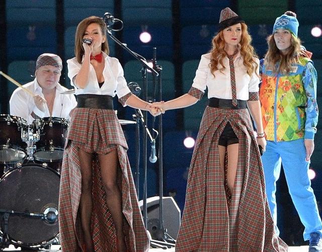 Love Russian Version Tatu Show 99